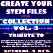 Express Groove Create Your Stem Files - Vol 3 (Special Instrumental And Remix Versions) [Tribute To Sia-Adele Etc..]
