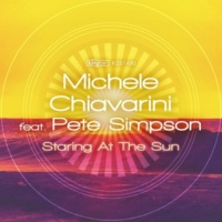 Michele Chiavarini/Pete Simpson Staring at the Sun (feat. Pete Simpson)