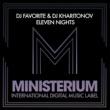DJ Favorite&DJ Kharitonov Eleven Nights
