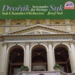 Suk Chamber Orchestra Dvorak:  Serenades for Strings