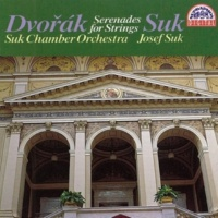 Suk Chamber Orchestra Serenade for String Orchestra in E flat major, Op. 6: I. Andante con moto
