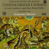 Symposium Musicum Canoni oblighi e sonate in varie maniere sopra l'ave Maris Stella: Canon a quattro voci No. Orig. 63