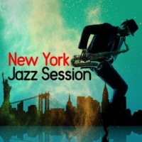 New York Jazz Lounge Steps Behind