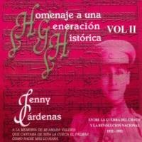 Jenny Cárdenas Gloria a los Defensores de Boquerón