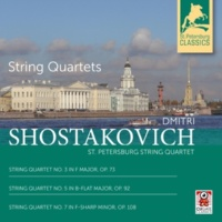 St. Petersburg String Quartet String Quartet No. 5 in B-Flat Major, Op. 92: II. Andante ‐ Andantino ‐ Attacca:
