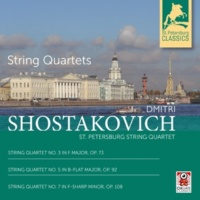 St. Petersburg String Quartet String Quartet No. 3 in F Major, Op. 73