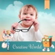 Creative Kids Masters Creative World ‐ Brilliant Music, Development Child, Educational Tracks, Smart, Little Baby, Classical Sounds