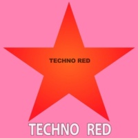 Techno Red&Music Atom Game Bass