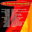 Various Artists Das Klingende Schlageralbum