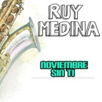 Ruy Medina Noviembre Sin Ti