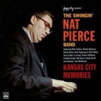 The Nat Pierce Band Piercin' Thru