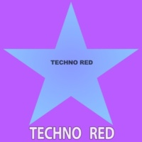 Techno Red Crazy Space