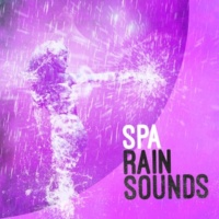 Spa Rain Sounds Umbrella Rain Drops