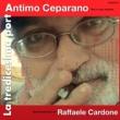 Antimo Ceparano/Raffaele Cardone La tredicesima porta (con la musica elettronica di Raffaele Cardone)
