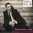 Tony Lorenzo Remembrance Song - Single