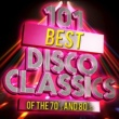 Various Artists 101 Best Disco Classics of The '70s & '80s (Re-Recorded Versions)