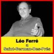 Léo Ferré A Saint-German-Des-Prés