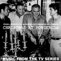 Lorne Green/Dan Blocker/Michael Landon/Pernell Roberts Jingle Bells