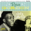 Rosco Gordon Just a Little Bit Plus All the Singles As & BS, 1951 - 1961