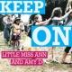 Little Miss Ann&Amy D Ube