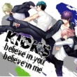 KICKS DYNAMIC CHORD shuffle band series vol.2 KICKS