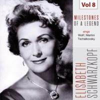 Elisabeth Schwarzkopf Milestones of a Legend - Elisabeth Schwarzkopf, Vol. 8