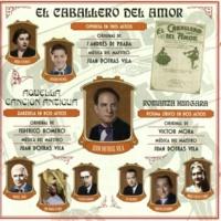 Juan Dotras Vila El Caballerro Del Amor / Aquella Canción Antigua / Romanza Hungara