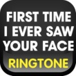 Ringtone Masters First Time Ever I Saw Your Face Ringtone