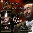 Luciano Pavarotti Los Mayores Tenor Vivo en el Escenario, Live