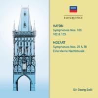 ロンドン交響楽団/サー・ゲオルグ・ショルティ Mozart: Symphony No.25 in G minor, K.183 - 3. Menuetto