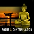 Relaxation And Meditation Focus & Contemplation ‐ Nature Sounds for Meditation, Sea Waves, Singing Birds, Restful Piano, Better Concentration, Calm Mind