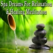 Meditation Spa Society Spa Dreams for Relaxation and Healing Meditation