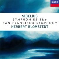サンフランシスコ交響楽団/ヘルベルト・ブロムシュテット Sibelius: Symphony No.3 in C, Op.52 - 3. Moderato - Allegro (ma non tanto)