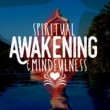 Spiritual Awakening Music Waterfall
