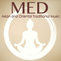 Zen Meditation Music Academy Med - Asian and Oriental Traditional Music with Raining Sound and Sounds of Nature for Mindfulness Meditation, Daily Meditation & Kundalini, Concentration Time Asian Zen Spa Music Meditation Relaxatio