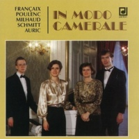 In modo camerale Francaix, Poulenc, Milhaud..: Works for Oboe, Clarinet and Bassoon
