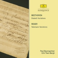 Erik Then-Bergh Reger: Variations And Fugue On A Theme By Telemann, Op.134 - Variation No.15 Andante