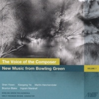 Bowling Green Philharmonia New Music From Bowling Green, Vol. 7