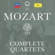 イタリア弦楽四重奏団 Mozart: String Quartet No.3 in G, K.156 - 2a. Adagio (original version)