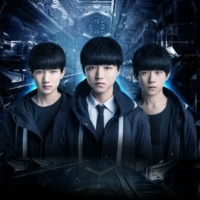 """TFBOYS Hit The Future (The Theme Song Of Drama """"Finding Soul"""")"""