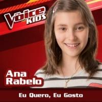 Ana Rabelo Eu Quero, Eu Gosto [Ao Vivo / The Voice Brasil Kids 2017]
