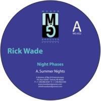 Rick Wade Night Phases EP