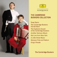 The Cambridge Buskers Handel: Concerto a due cori No.2, HWV 333 - Arr. The Cambridge Buskers - 5. Allegro ma non troppo