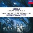 ヘルベルト・ブロムシュテット/サンフランシスコ交響楽団 シベリウス: 交響曲 第2番、交響詩《タピオラ》、悲しきワルツ