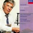 クリストフ・フォン・ドホナーニ/クリーヴランド管弦楽団 モ-ツァルト 後期6大交響曲集/ウェ-ベ