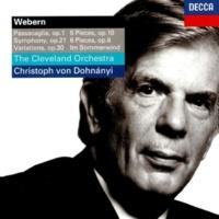 クリーヴランド管弦楽団/クリストフ・フォン・ドホナーニ 交響曲 作品21: 第2楽章:変奏曲