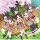 Poppin'Party (戸山香澄(CAST:愛美)、花園たえ(CAST:大塚紗英)、牛込りみ(CAST:西本りみ)、山吹沙綾(CAST:大橋彩香)、市ヶ谷有咲(CAST:伊藤彩沙)) TVアニメ「BanG Dream!」ED主題歌「キラキラだとか夢だとか ~Sing Girls~」