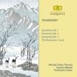 Michael Tilson Thomas 交響曲 第1番 ト短調 作品13 《冬の日の幻想》: 第1楽章:冬の旅の夢