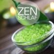 Schlaf Klang Zen Schlaf - Beruhigende New Age Musik, Naturgeräusche und Tibetanische Klangschalen für Schlaftherapie