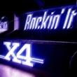 X4 Rockin' It